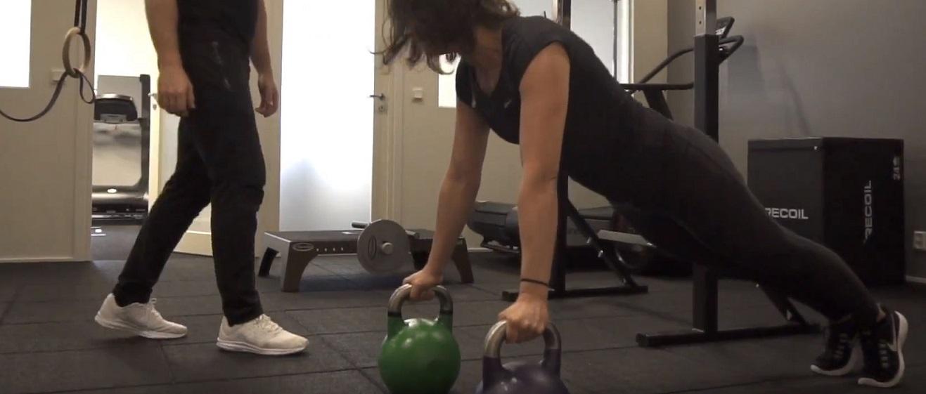 Terapeut-studio med Gym