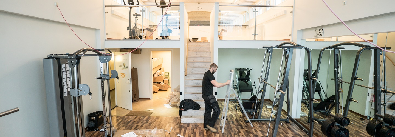 Pt-Studio i Stockholm