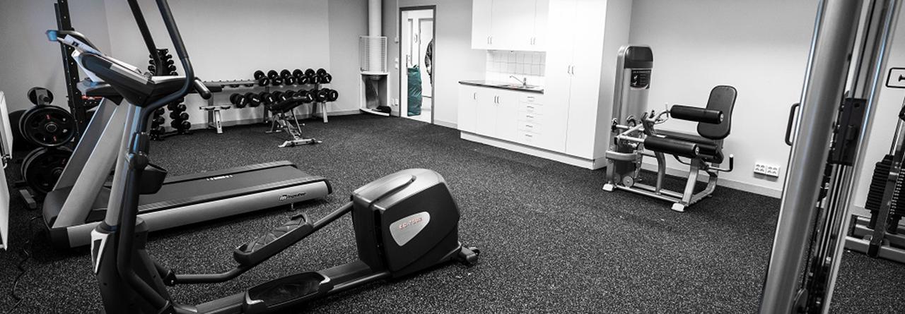 Bygga gym som bostadsrättsförening