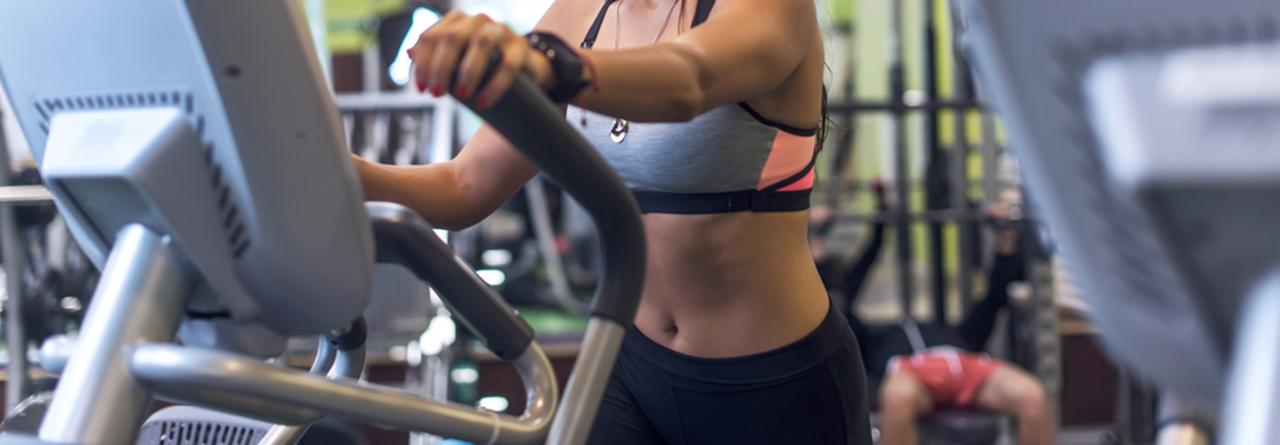 En utökad artikel om Crosstrainers och lite träningstips hittar du här