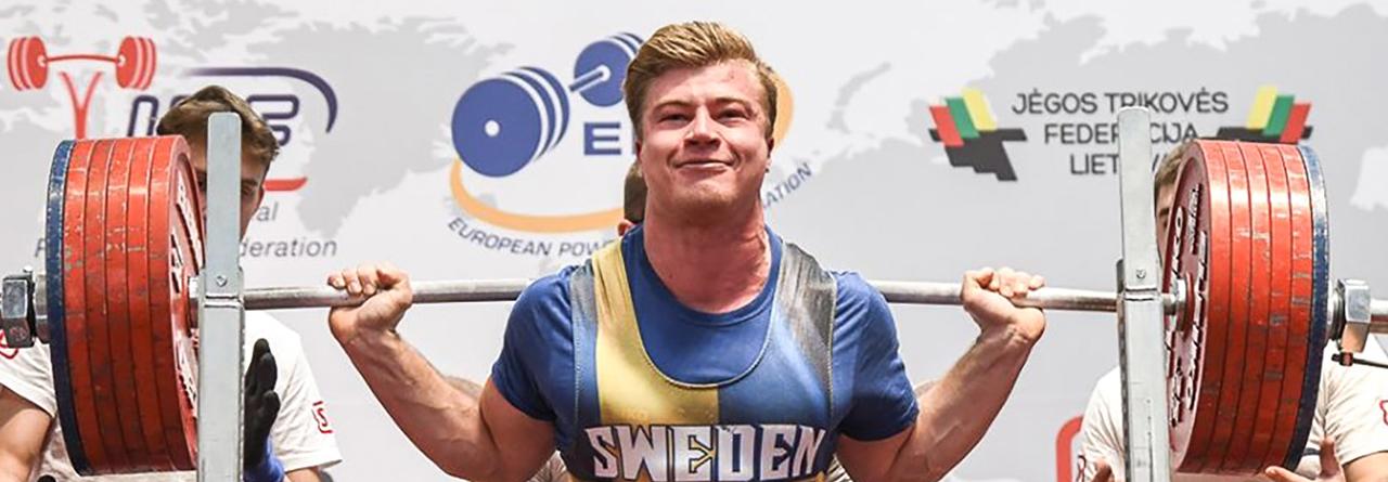 Emil Norling imponerar på EM