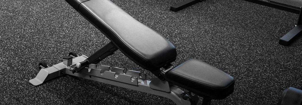 Träningsmaskiner vs fria vikter
