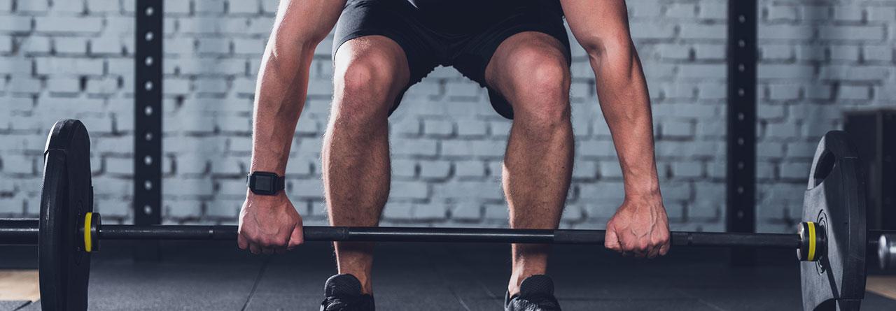 De tre bästa övningarna på gymmet