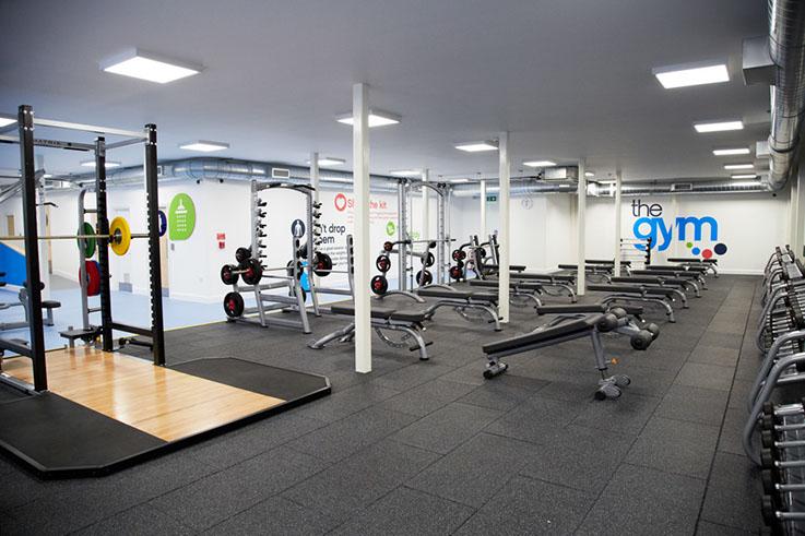 Gymgolv för kommersiella gym - Allt du behöver veta